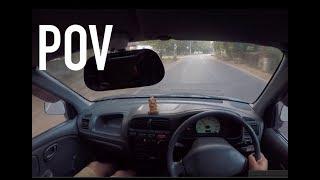 POV-Maruti Suzuki Alto LXI