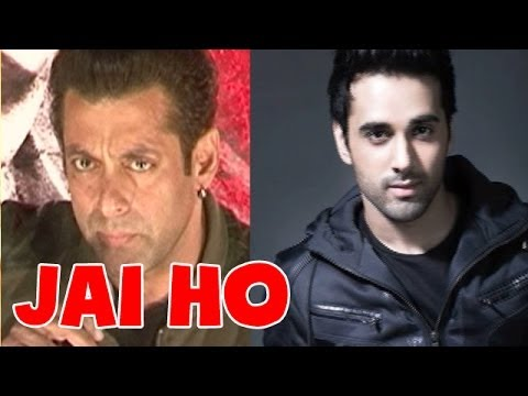 Jai Ho Pulkit Samrat's movie trailer will release with Salman Khan's movie