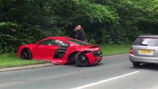 SUPERCAR CRASH FAILS #2 - Crashes and Dashcam Fails - Car Dashcam Fails
