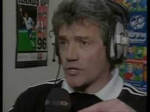 Kevin Keegan Rant (FULL VERSION)