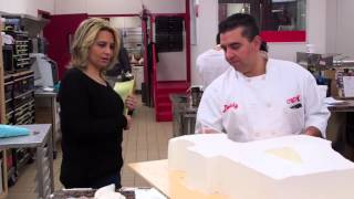 Gefeliciteerd Carlo junior! | Cake Boss