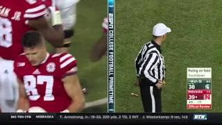 Michigan State at Nebraska - Football Highlights