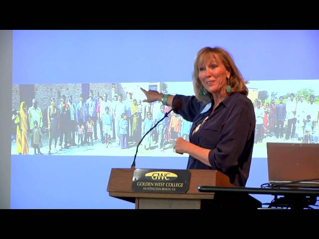 Peggy Callahan - 2014 Golden West College Peace Conference