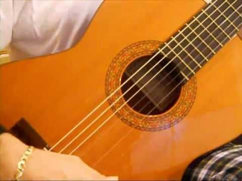 Taso K. Plays: Microestudios No. 1 by Abel Carlevaro Classical Guitar