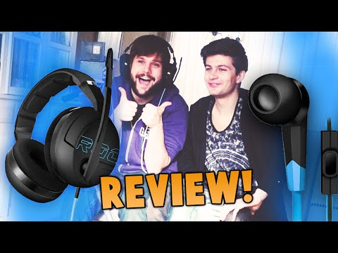 ROCCAT Kave XTD & Syva HEADSET - REVIEW!