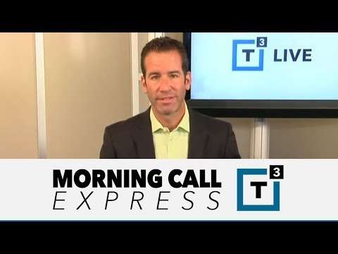 Morning Call Express: No Softie Here