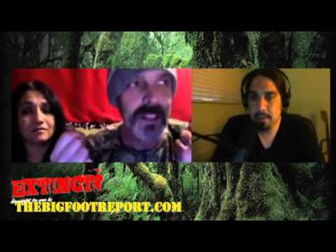 The EXTINCT? Podcast S02E04 - Michael Merchant and KV on Recent Bigfoo...