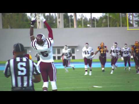 Texas Southern University vs. Central State University - #Bahamas #HBCUX 2014