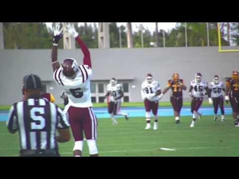 Texas Southern University vs. Central State University - #Bahamas #HBCUX 2014