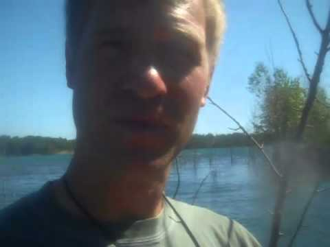 Rising Waters of Pit Lake Behind Bovey MN  PART 2