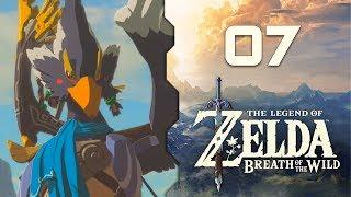 """#07 - """"O DIA QUE A ENERGIA TROLOU!"""" - The Legend of Zelda: Breath of The Wild!"""