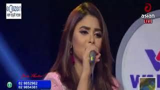 Ami Tomer Hote Chi Ata Kono Mithe Golpo Noy | Bristi Asian TV Live Song