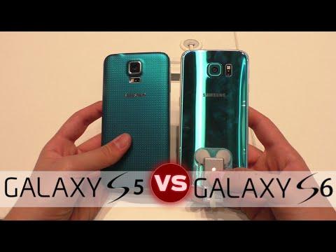 Samsung Galaxy S5 vs Galaxy S6 ¿Merece la pena el cambio? | Comparativa