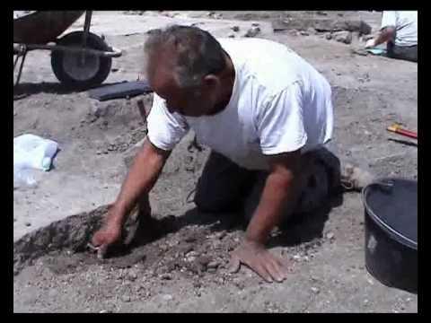 Giampietro Nonni: Alba Fucens - scavi archeologici