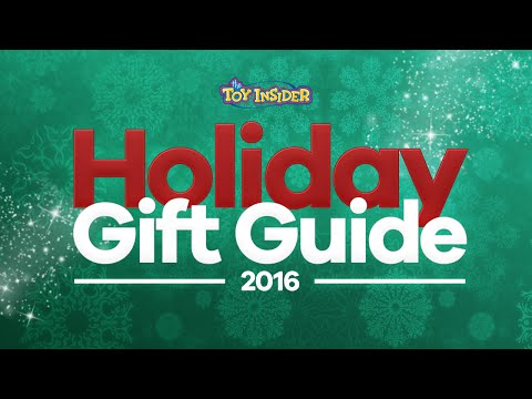 NEW! Toy Insider 2016 Holiday Gift Guide Is Here!  Hottest Toys for Kids