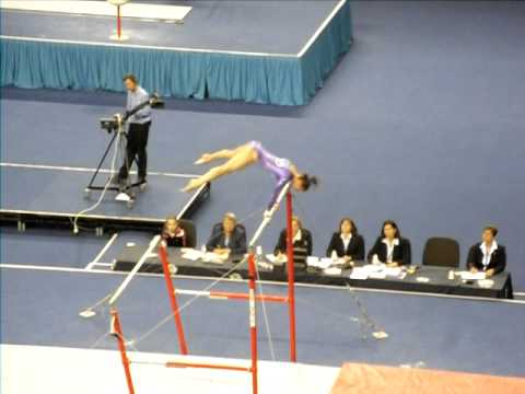 Hannah Whelan - Bars Final - 2011 British Championships - 2nd