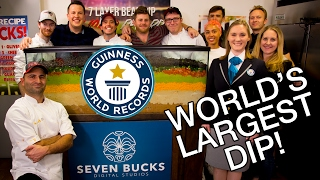 WE BROKE A GUINNESS WORLD RECORD!
