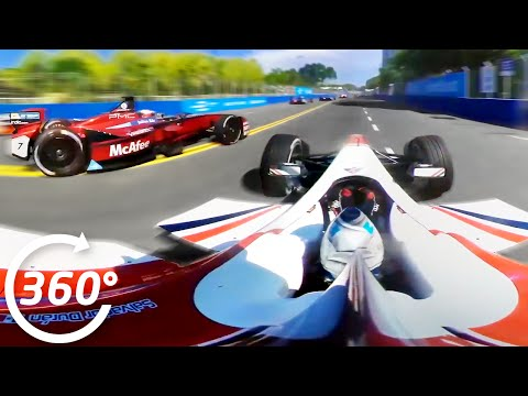 World's First 360° Sports Highlights - Formula E (Buenos Aires ePrix)