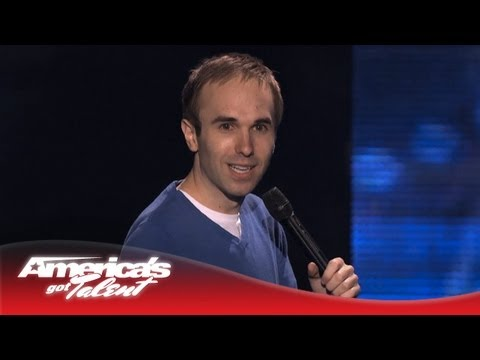 Taylor Williamson - Funny, Cute and Awkward Comedian - America's Got Talent 2013