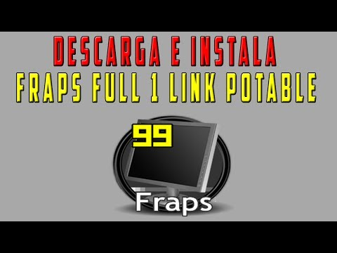 Descargar E Instalar Fraps Full Portable 1 Link (Loquendo)