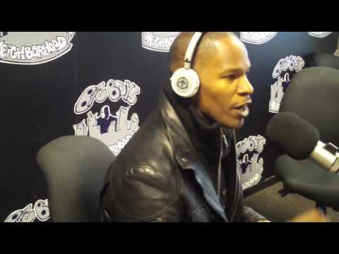 Jamie Foxx Talks About Ending Beyonce's Career And Dating Rihanna