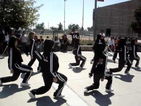 Arleta High School Dance Team Arleta High Varsity Dance Team