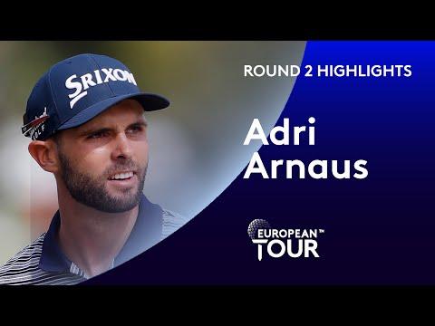 Adri Arnaus Highlights | Round 2 | 2019 Mutuactivos Open de España