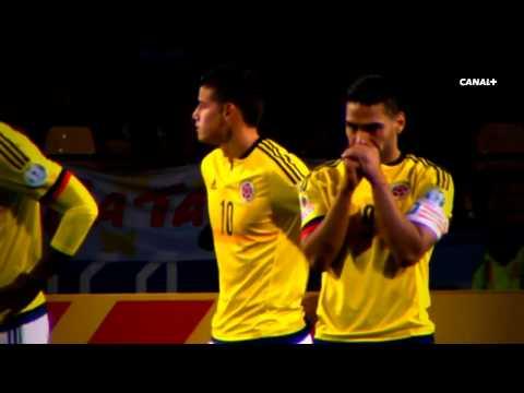 El sufrimiento de Leo Messi en los penales ante Colombia