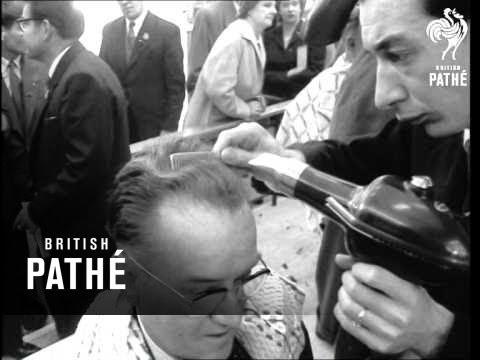 Hairdressing Festival - Horticultural Hall (1957)