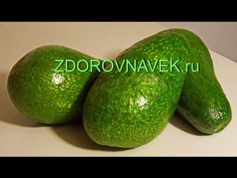 Полезный авокадо. Плод, который возбуждает, сжигает жиры и омолаживает