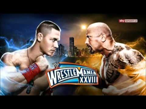 Wrestlemania 28 Official Theme Song - Invincible Feat Ester Dean - Machine Gun Kelly - Eventoshq.me video