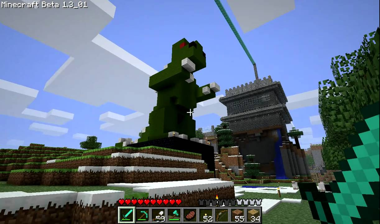 How To Build A Lego Godzilla