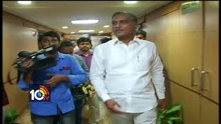 Minister Harish Rao Meets With Central Minister Nitin Gadkari | #Kaleshwaram Project | Delhi