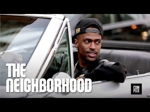 Big Sean Gives A Tour of his hometown Detroit, MI | The Neighborhood
