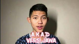 download lagu Akad - Payung Teduh - Hanin Dhiya Versi Jawa gratis