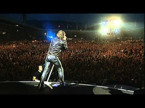 Bon Jovi  Its My Life  The Crush Tour  in Zurich 2000