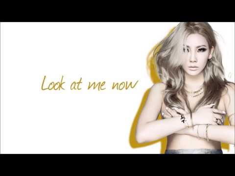 2NE1 - I Love You Japanese Version (Color Coded Lyrics: Kanji, Romaji, English)