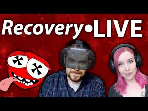 Holiday Recovery Stream! Relaxing with friends/family... lying every chance we could get?
