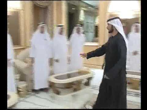 Sheikh Hamdan Bin Rashid receives Sheikh Majid Bin Mohammed to exchange greetings for Ramadan   24 Aug 2009   10 5 MB