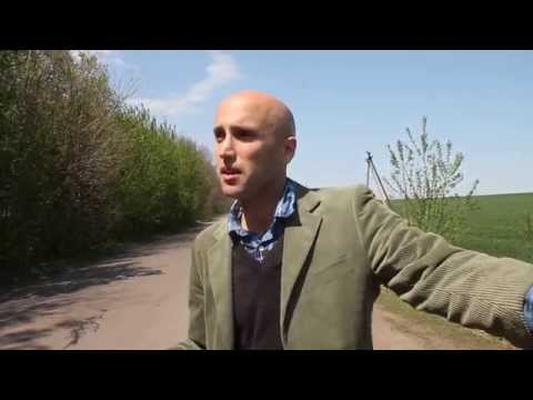 RT Filming at Sloviansk Checkpoint