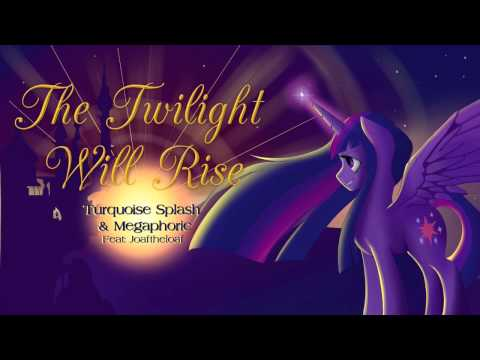 Turquoise Splash - The Twilight Will Rise