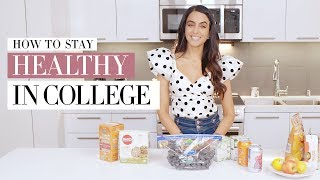 Eat This Not That - How To Stay Healthy In College Food | Dr Mona Vand