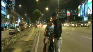MKL Crimedesk | Mat Rempit Lari Sekatan Polis
