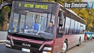 Bus Simulator 18 - Astra Express