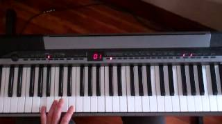 Steely Dan  Reelin In The Years  Piano Tutorial how to play