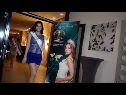 Miss Intercontinental 2013 - All Candidates marching in