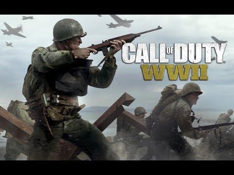 Call of Duty WW2: Главный Герой и Открытый Город