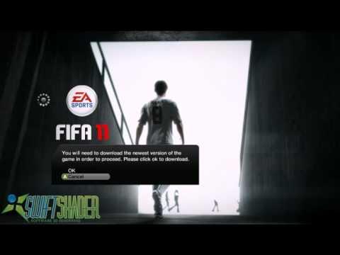 FIFA 11 SWIFT SHADER LAG PROBLEM.avi