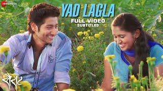 उपशीर्षक के साथ याद Lagla - Sairat   पूर्ण वीडियो   नाग्राज मंजूल   अजय - अतुल