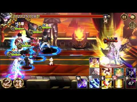 [KR] Seven Knights: Castle Rush (Sunday) Normal 23 Million Score